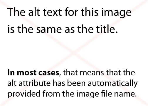 El texto alternativo para esta imagen es el mismo que el título. En la mayoría de los casos, esto significa que el atributo alt ha sido automáticamente provisto con el nombre de archivo de la imagen.