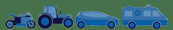 normas para vehículos con caracter general