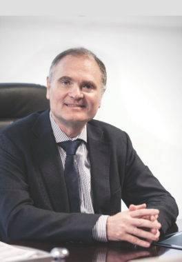 Juan Diego Rodríguez, Vicepresidente de Relaciones Exteriores de AECA-ITV y Director General de la empresa concesionaria de ITV en Galicia Supervisión y Control