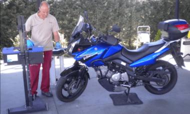 ITV moto