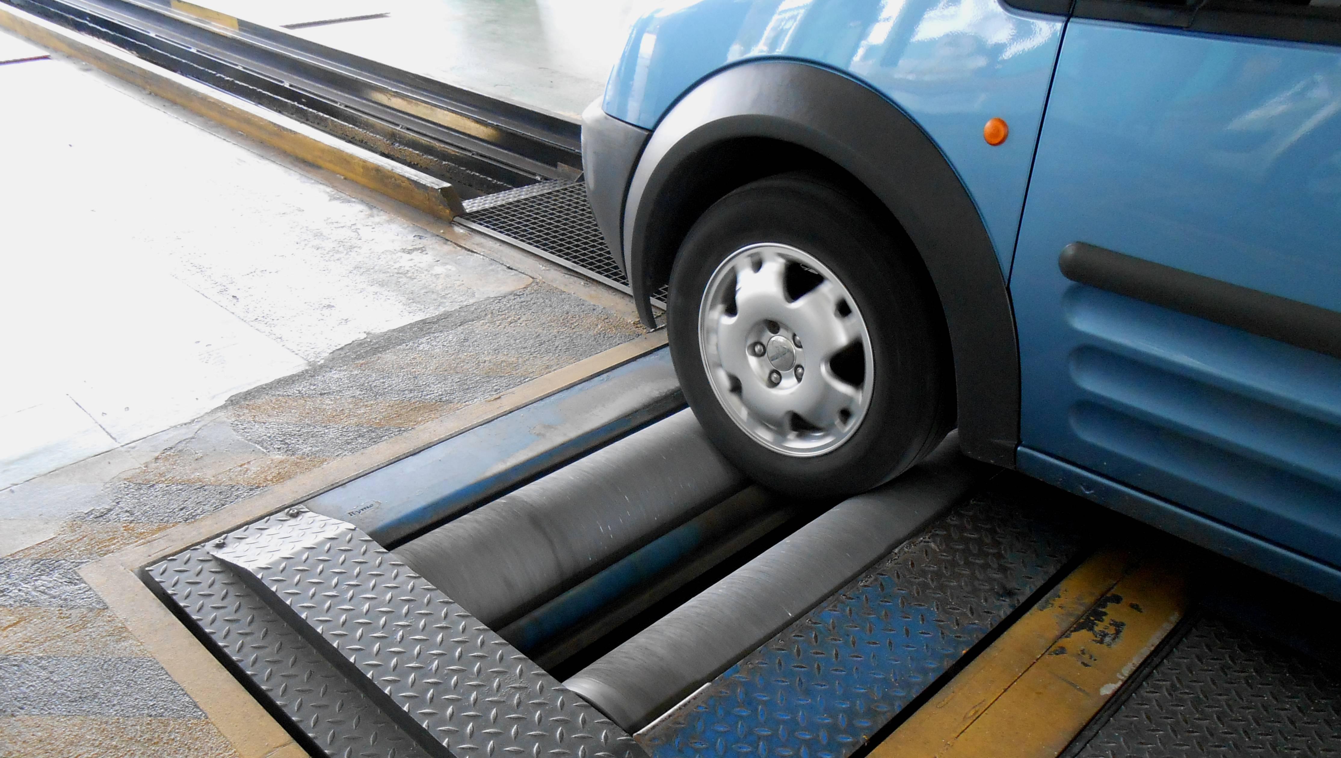 Inspección vehículo