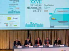Sesión Inaugural 3. XXVII Jornadas Nacionales de ITV. Santander 2018