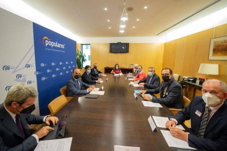 Reunión con la Comisión sobre Seguridad Vial