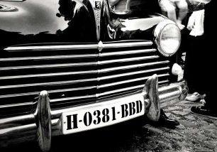 coches históricos fotografía de Pablo Alcolea
