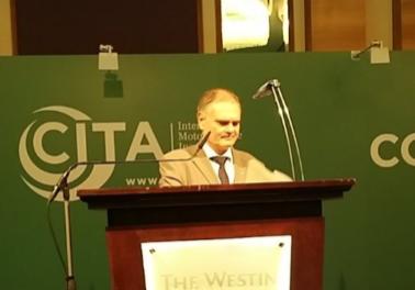Juan Diego Rodríguez, nuevo Presidente de CITA